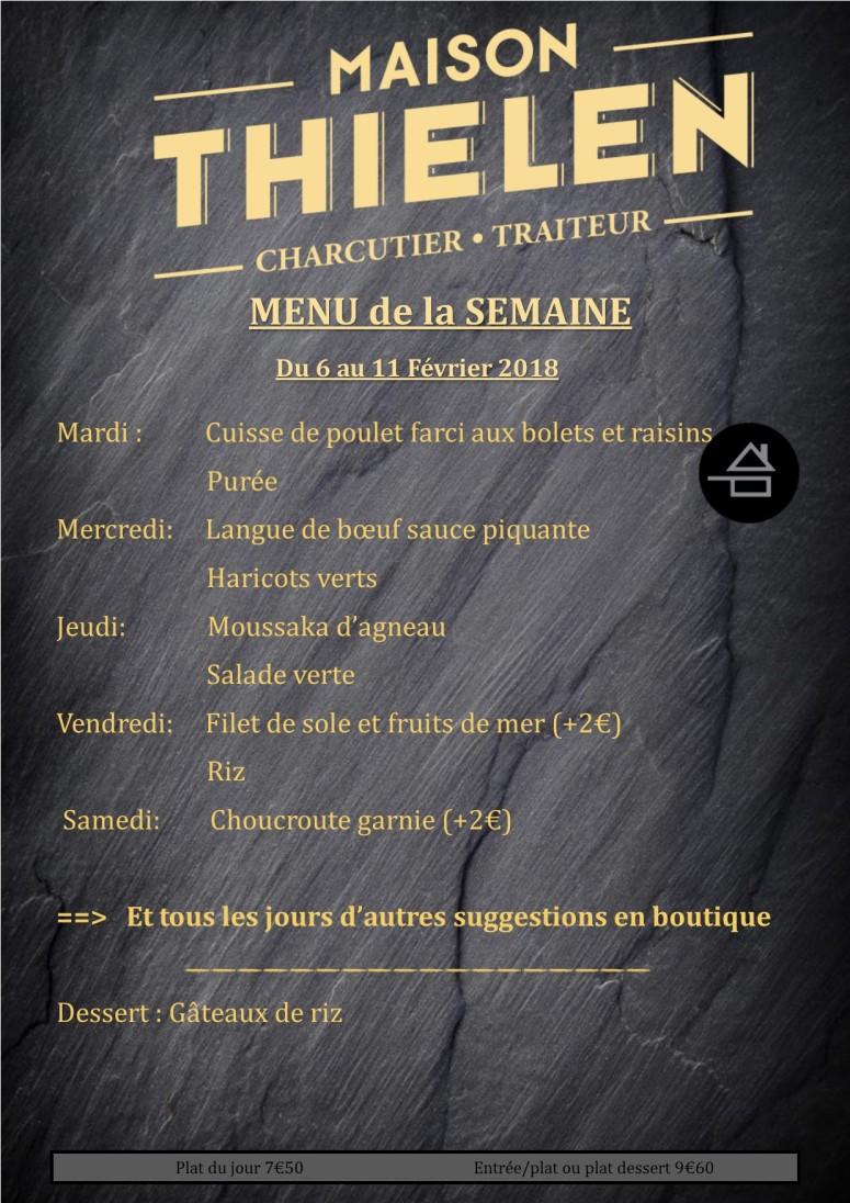 menu de la semaine 2.0